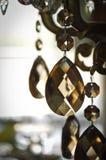 Lâmpada de cristal Imagens de Stock Royalty Free