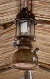 Lâmpada de furacão Imagens de Stock Royalty Free