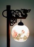 Lâmpada de mesa Fotografia de Stock Royalty Free