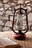 Lâmpada de querosene Imagens de Stock Royalty Free