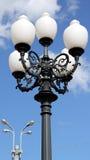 Lâmpada de rua Fotos de Stock Royalty Free