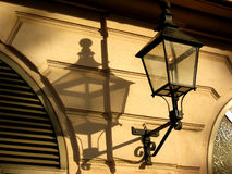 Lâmpada de rua Foto de Stock