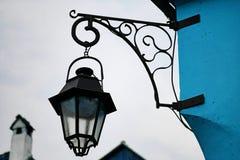 Lâmpada de rua Foto de Stock Royalty Free