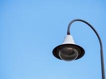 A lâmpada de rua Fotos de Stock