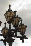 Lâmpada de rua Fotos de Stock