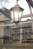 Lâmpada de rua da lâmpada da lanterna Imagem de Stock