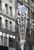 Lâmpada de rua do vintage Fotos de Stock Royalty Free