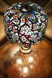 Lâmpada de Tiffany Imagens de Stock