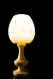 Lâmpada do alabastro Imagens de Stock