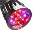 Lâmpada do diodo emissor de luz para o crescimento da planta Imagens de Stock Royalty Free