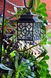 Lâmpada do jardim Foto de Stock