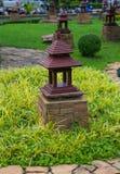Lâmpada do jardim Fotos de Stock