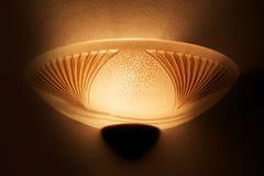 Lâmpada do litWall da lâmpada de parede leve Imagem de Stock Royalty Free