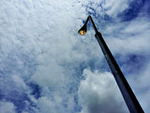 lâmpada do ramo foto de stock royalty free