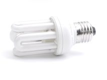Lâmpada elétrica Fotografia de Stock Royalty Free