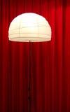 Lâmpada iluminada Imagem de Stock Royalty Free