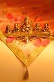 Lâmpada indiana de Ganesha Foto de Stock Royalty Free