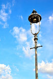 Lâmpada, lanterna, luz, lâmpada de rua Foto de Stock Royalty Free