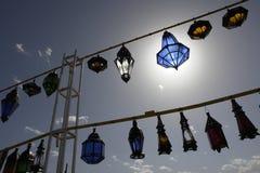 lâmpada leve de suspensão foto de stock royalty free