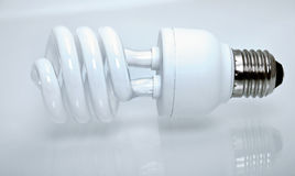 Lâmpada Luminescent Fotografia de Stock Royalty Free