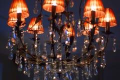 Lâmpada luxuosa Fotografia de Stock