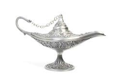 Lâmpada mágica de Aladdin Fotos de Stock Royalty Free