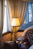 A lâmpada morna do clássico do fulgor Fotos de Stock Royalty Free