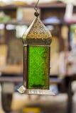 Lâmpada oriental Imagens de Stock Royalty Free