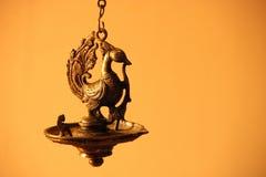 A lâmpada tradicional Imagens de Stock