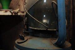 Lâmpada velha foto de stock