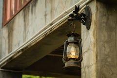 Lâmpada velha bonita Imagem de Stock
