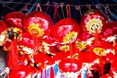 Lâmpada vermelha Fotografia de Stock Royalty Free
