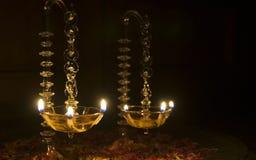 Lâmpadas Foto de Stock