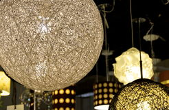 Lâmpadas Imagens de Stock Royalty Free