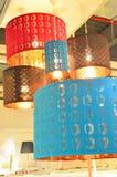 lâmpadas Imagens de Stock