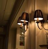 lâmpadas Imagem de Stock