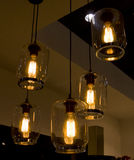 lâmpadas Fotos de Stock