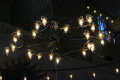 lâmpadas Imagem de Stock Royalty Free