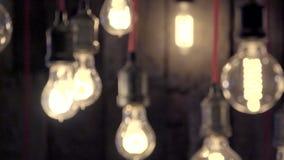Lâmpadas bonitas de Edison