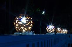 Lâmpadas da cerâmica Imagem de Stock