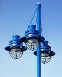 Lâmpadas da luz de rua fotografia de stock royalty free
