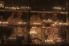 Lâmpadas de petróleo Imagem de Stock Royalty Free