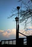Lâmpadas de rua Foto de Stock Royalty Free