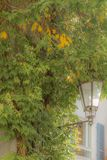 Lâmpadas de rua em Chur em Suíça - 3 Fotos de Stock