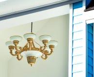 Lâmpadas de suspensão Imagem de Stock Royalty Free