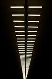 Lâmpadas no metro Fotografia de Stock Royalty Free