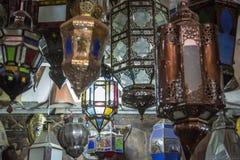 Lâmpadas orientais Imagem de Stock Royalty Free