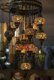 Lâmpadas orientais Fotografia de Stock Royalty Free
