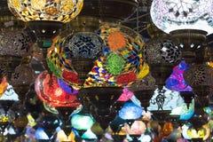 Lâmpadas turcas tradicionais Imagens de Stock