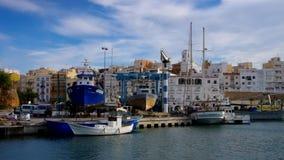 L'Ametlla de março perto de Tarragona, Costa Dorada, Catalonia vídeos de arquivo